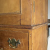 Antique Victorian Pine Dresser / Housekeepers Cupboard