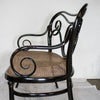 Antique French Thonet Bentwood Two-Seater Sofa Chair