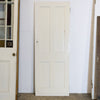 Antique Victorian 4 Panel Door - 176.5cm x 64.5cm