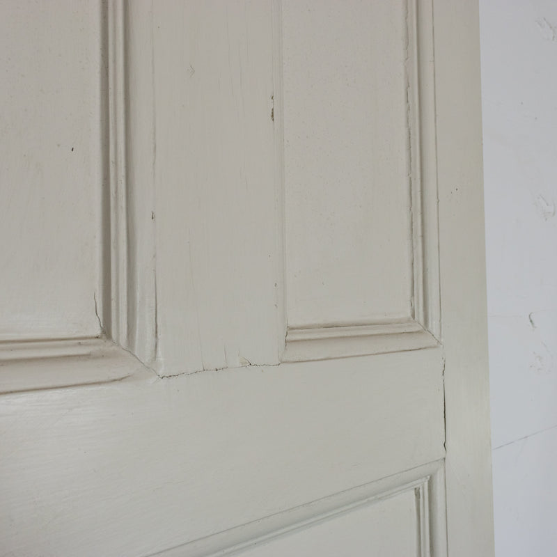 Antique Victorian Five Panel Door - 209.5cm x 68cm