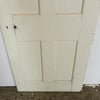 Antique Victorian 4 Panel Door - 192cm x 74.5cm