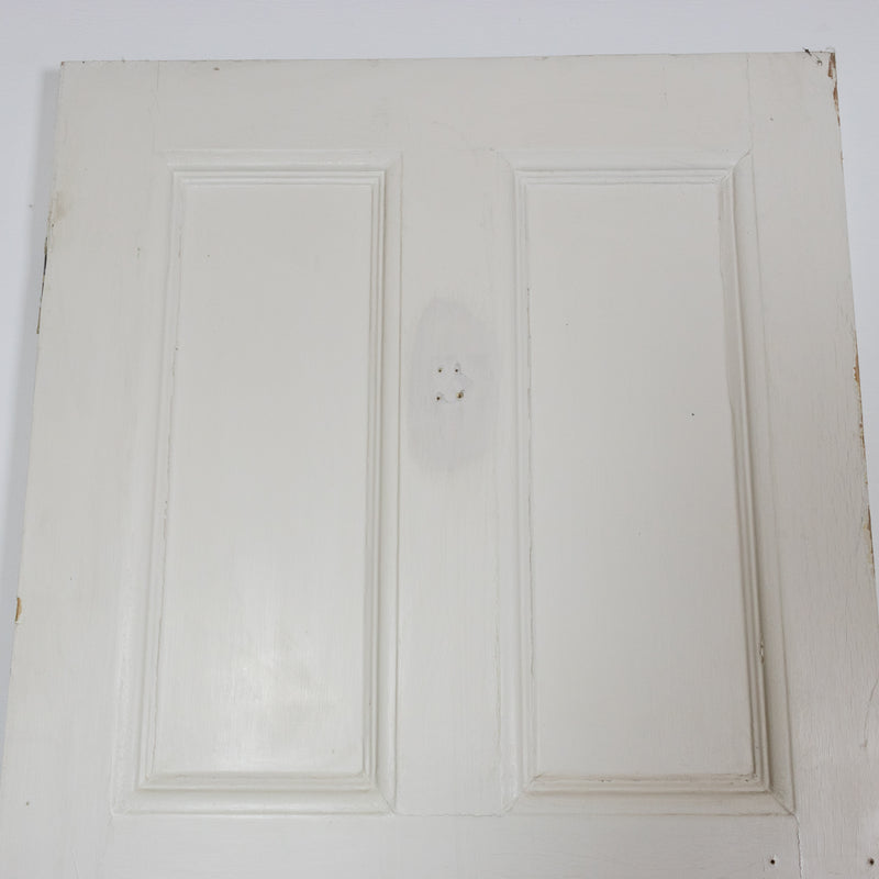Antique Victorian Five Panel Door - 210cm x 79cm