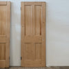 Antique Victorian 4 Panel Door - 192cm x 72cm