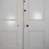 Antique Victorian Pine Double Doors 242cm x 153cm