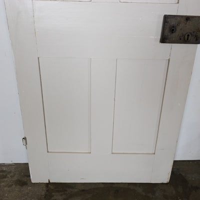 Victorian Four Panel Door - 197cm x 76cm