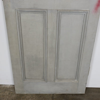 Reclaimed Victorian 4 Panel Door - 198cm x 70cm