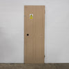 Antique Reclaimed Teak Four Panel Door - 195cm x 68cm