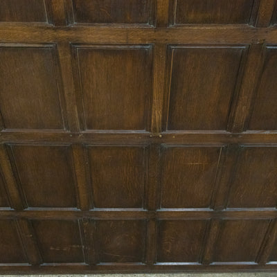 Antique 18th Century Beaded Oak Panels (27.5 linear metres)