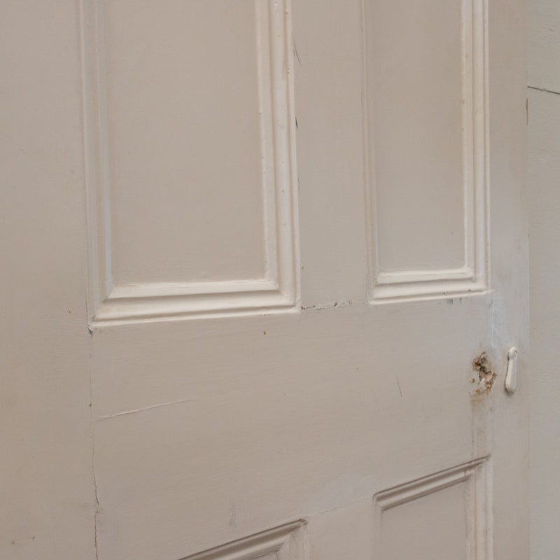 Victorian 4 Panel Door - 203cm x 80.5cm - architectural-forum