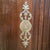 19th Century Tall Carved Oak Antique Wardrobe Armoire - architectural-forum