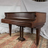 Chappell Baby Grand Piano in Mahogany Circa 1930 - The Architectural Forum
