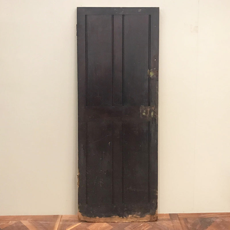 solid teak internal door