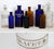 Victorian Apothecary Bottles - Mixed Sizes - architectural-forum