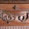 Antique Hand Carved Pine Fireplace Surround - The Architectural Forum