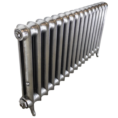 Antique 2 Column Cast Iron Radiator 16 Section