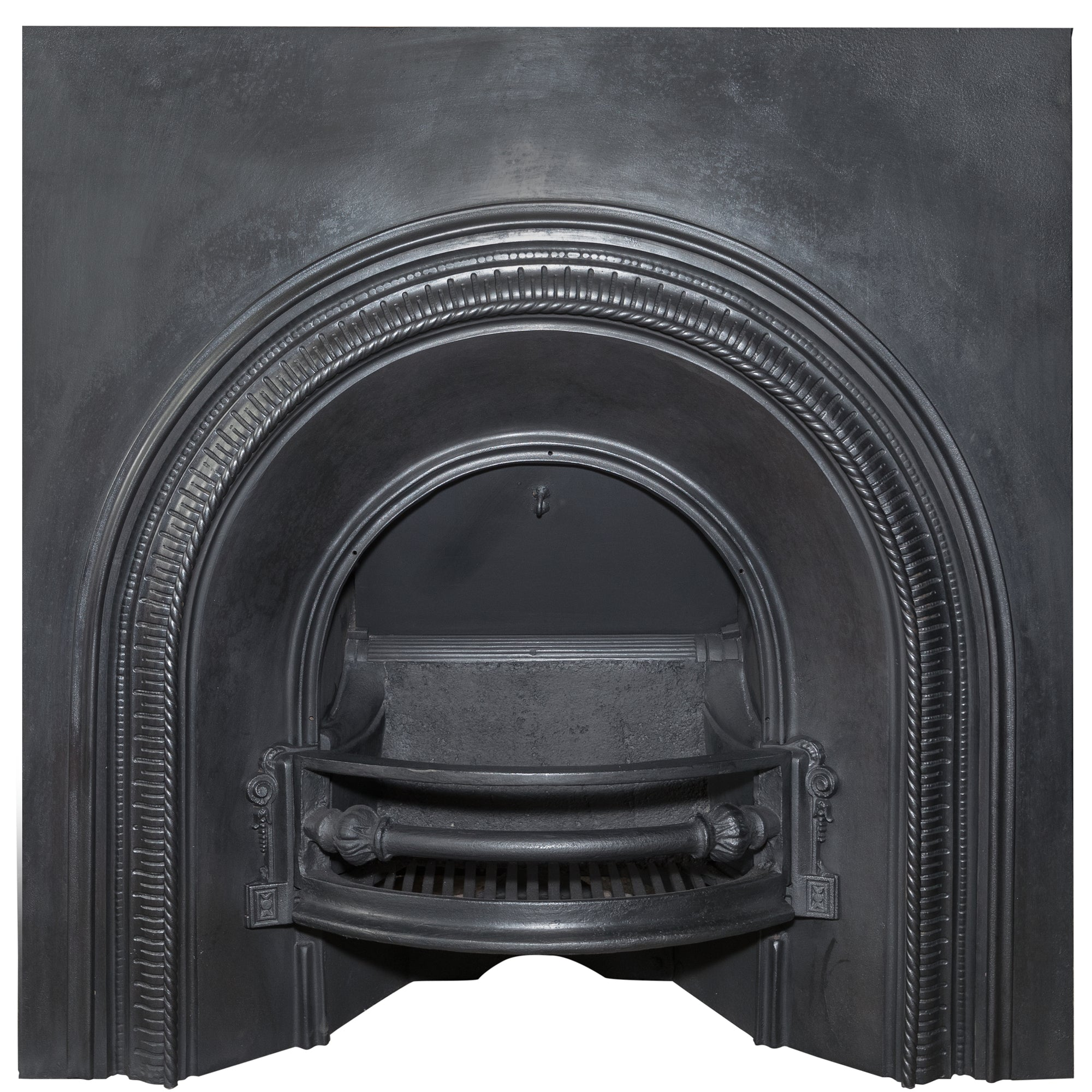 Antique Victorian Cast Iron Fireplace Insert The Architectural Forum