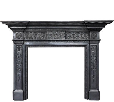 antique victorian cast iron fireplace surround rh thearchitecturalforum com Antique Cast Iron Fireplace Surround cast iron fireplace surrounds for sale