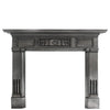 Antique Edwardian Cast Iron Fireplace Surround - The Architectural Forum