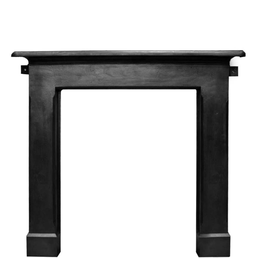Antique Cast Iron Fireplace Surround | The Architectural Forum