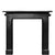 Victorian Cast Iron Fireplace Surround - architectural-forum