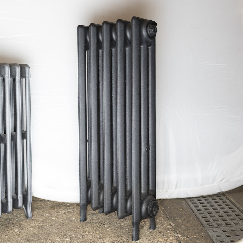 Cast Iron Radiator 3 Column, 5 Section (76cm Tall)