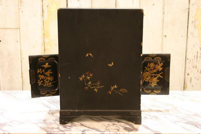 Antique Chinese Miniature Cabinet - architectural-forum