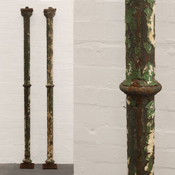 Victorian Cast Iron Support Column