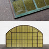 Arched Copper Light Panel / Fan Light - The Architectural Forum