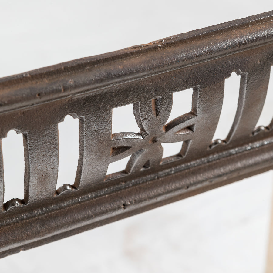 Victorian Cast Iron Sink Bracket