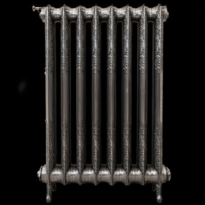 Antique Decorative Cast Iron Two Column Radiator - The Architectural Forum