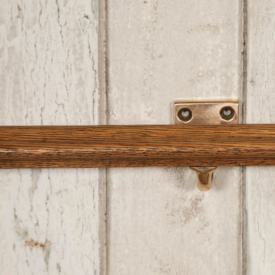 Oak Hand Rails - architectural-forum