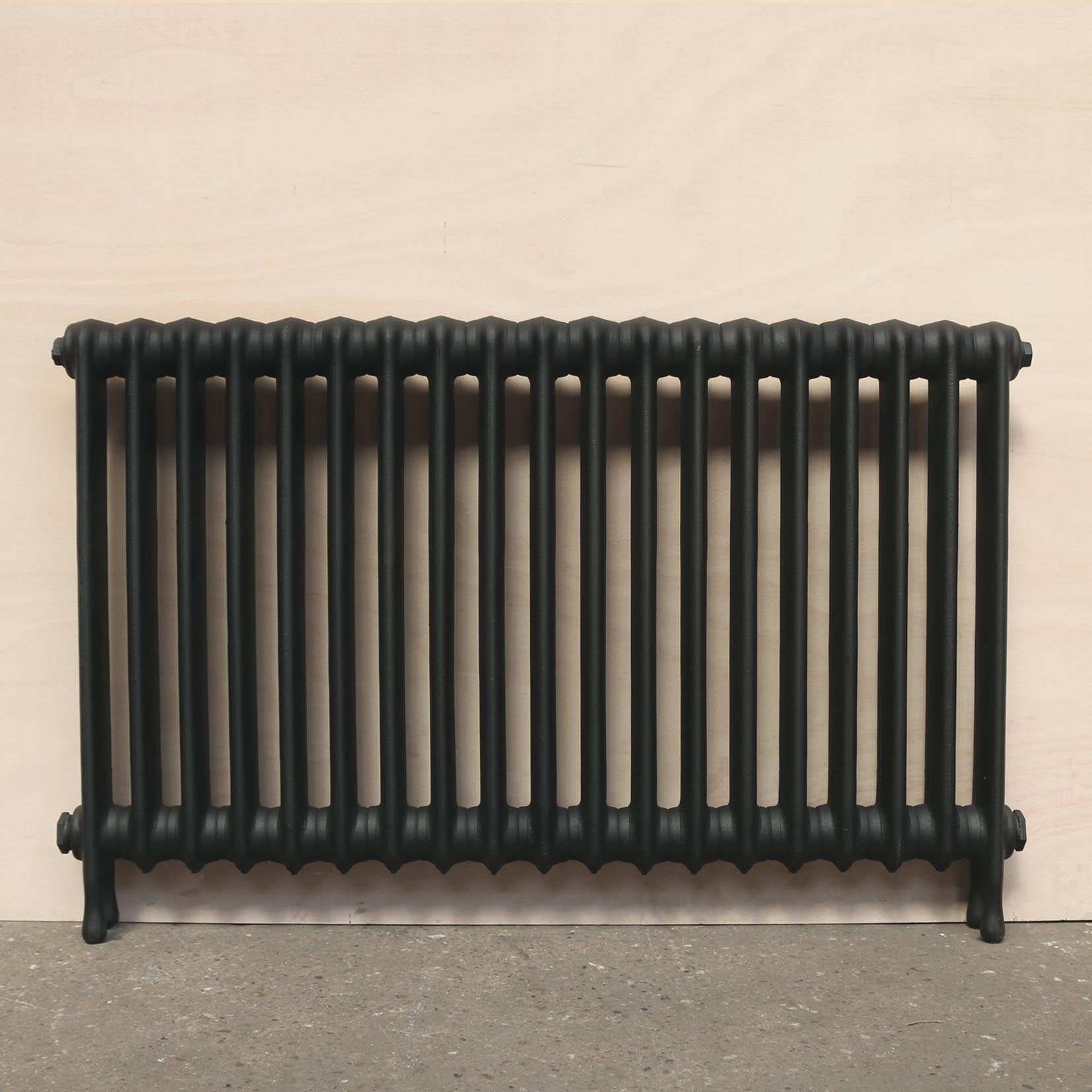 Reclaimed Cast Iron 'Hospital' Radiator