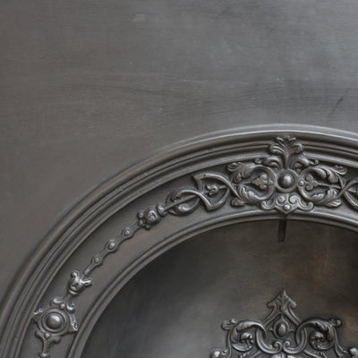 Antique Reclaimed Cast Iron Insert - The Architectural Forum
