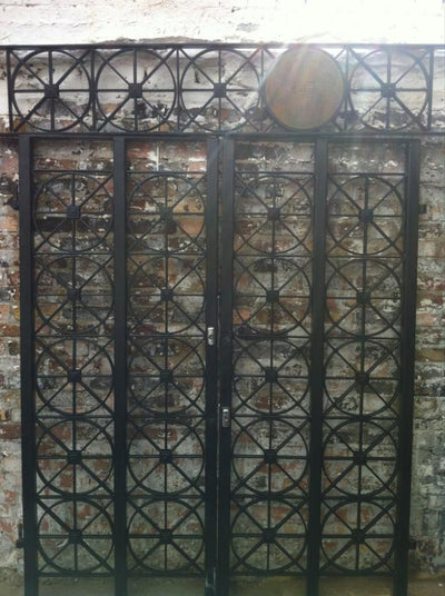 Large Iron Gates - architectural-forum