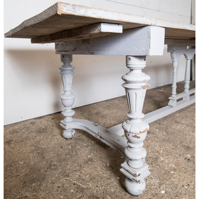 Antique Victorian Table - The Architectural Forum