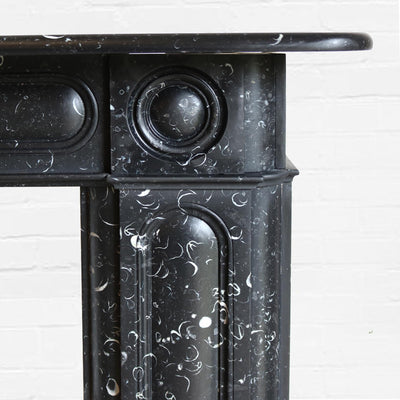 regency antique fire surround