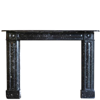 Regency Kilkenny Marble Bullseye Fire Surround