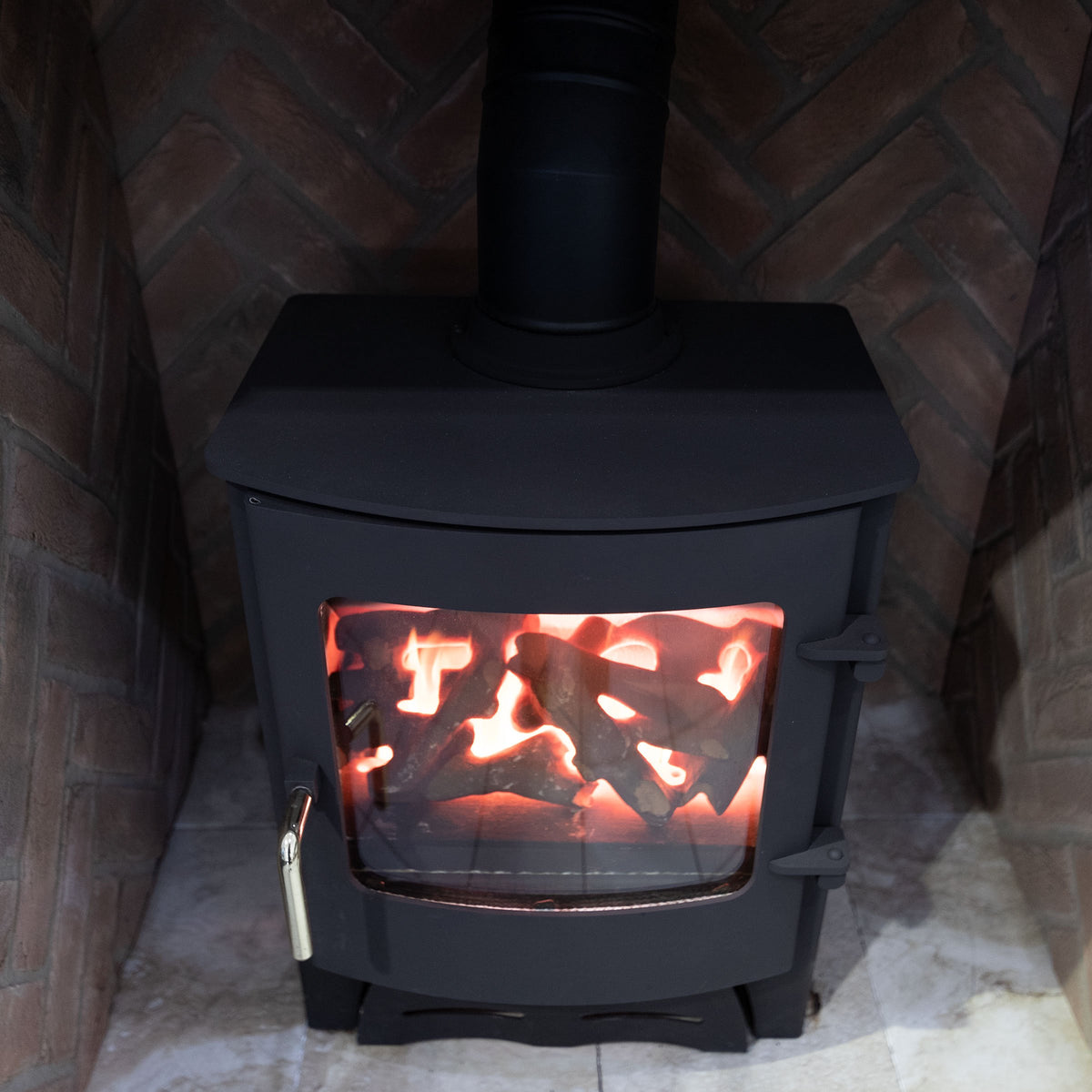 The Kirkdale Gas Stove | The Architectural Forum