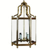 Antique Reclaimed Brass Lantern - architectural-forum