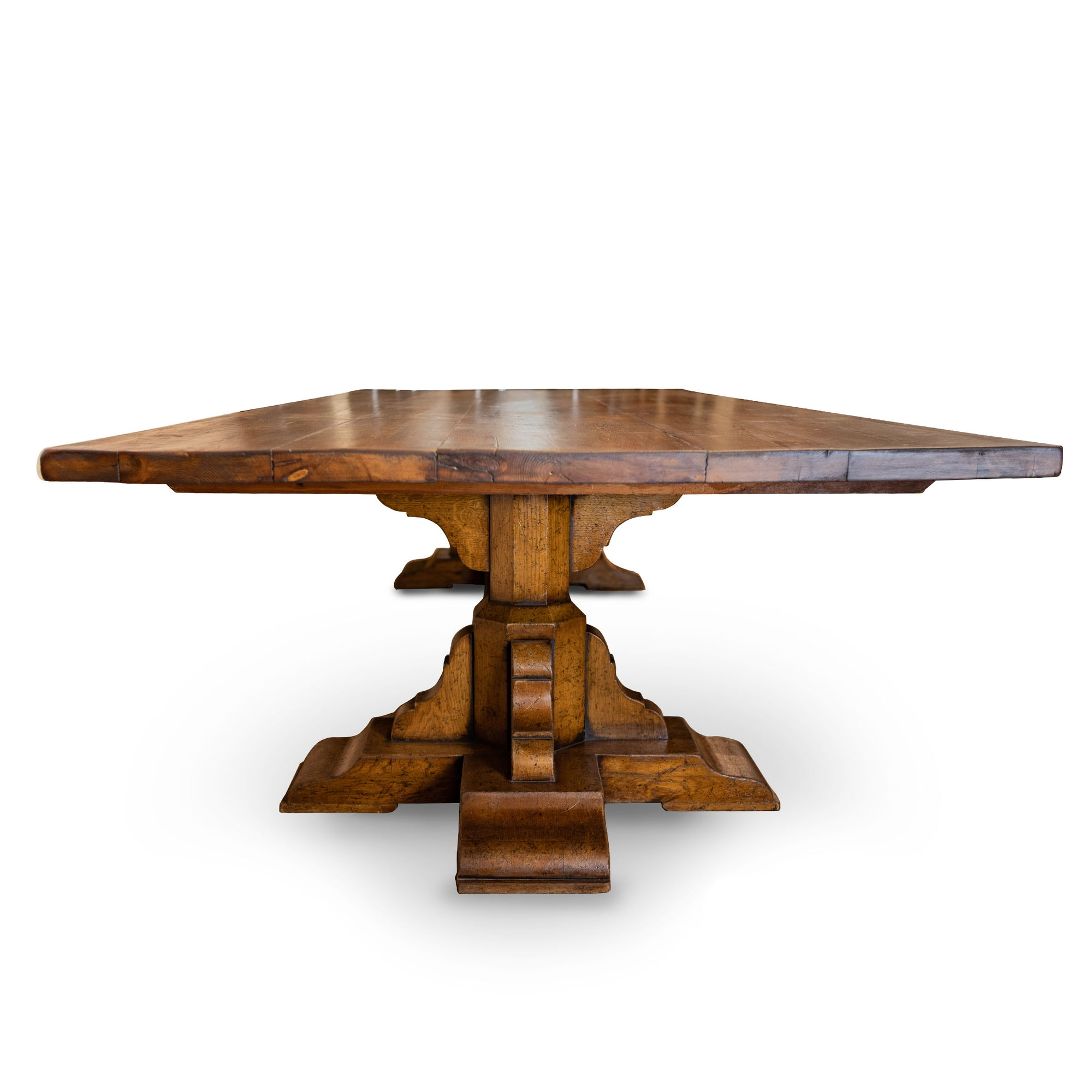Antique banqueting table with pedestal base | The Architectural Forum