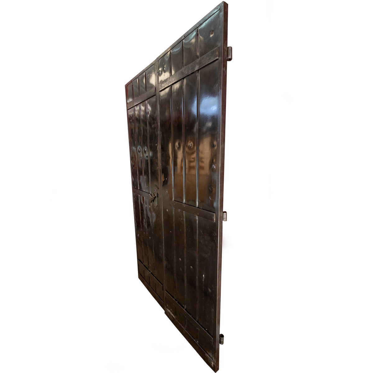 Industrial Metal Warehouse Doors
