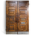 Huge Reclaimed Mahogany Panelled Double Doors 274cm x 185cm | The Architectural Forum