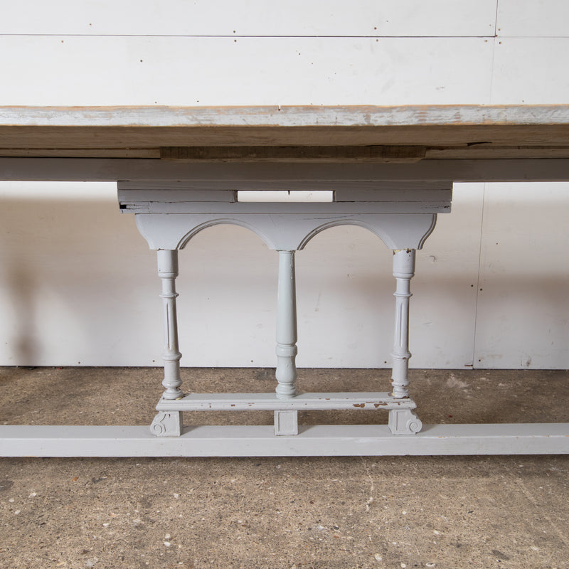 Antique Kew Gardens Potting Table