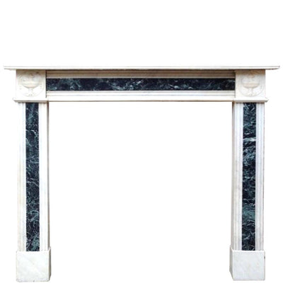 Antique Regency Marble Fireplace Surround - The Architectural Forum