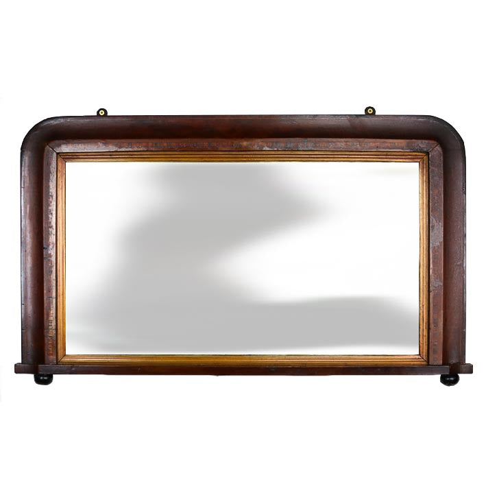 Antique Mirror with Inlay - The Architectural Forum