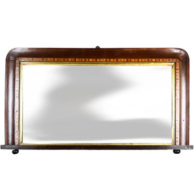 Antique Mirror with Inlay - architectural-forum