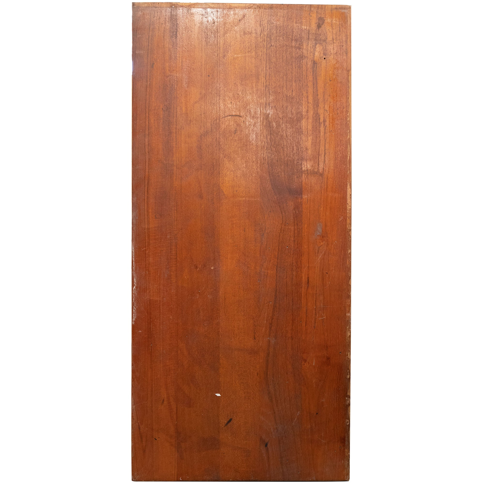 Reclaimed Teak / Iroko Worktop 129 X 69cm - architectural-forum