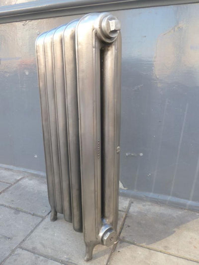 Antique Princess Cast Iron Radiator - The Architectural Forum