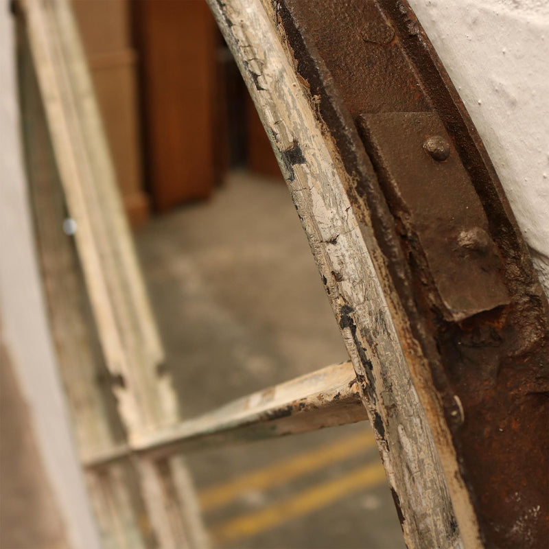 Reclaimed Antique Sash Window Mirror