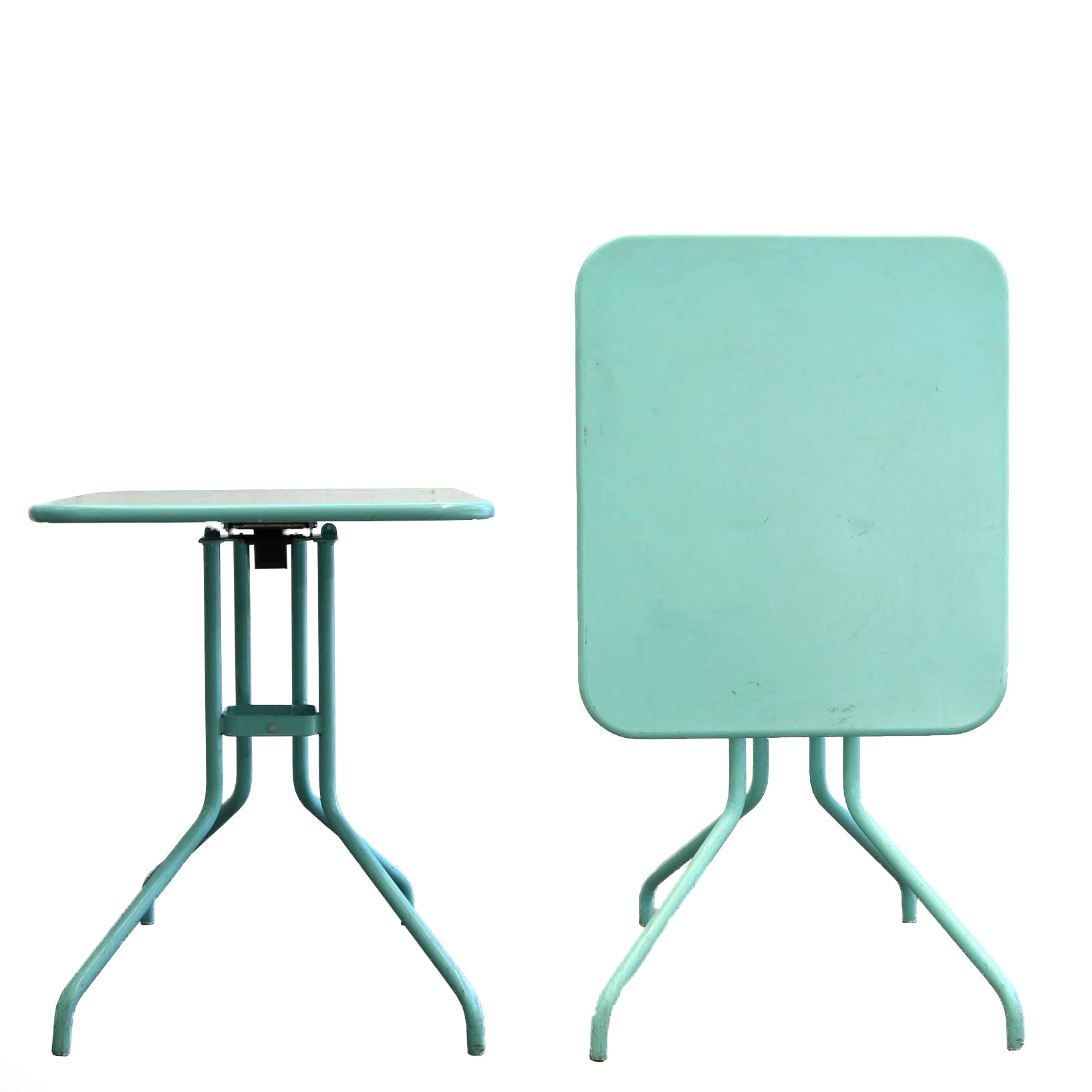 Fermob Foldable Metal Tables (more colours available) - architectural-forum